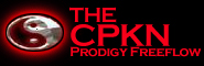 Banner and link to the parkour and freerunning website of the CPKN Prodigy Freeflow crew