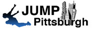 Banner and link to the parkour and freerunning website of the jump pittsburgh crew
